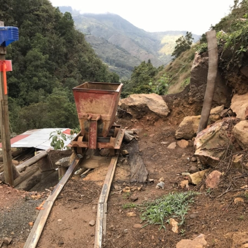Colombia - Old Style Mining - Copy